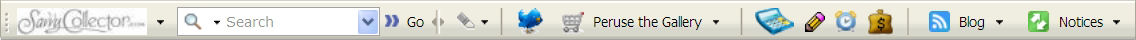 Currency Converter added to SavvyCollector Toolbar !