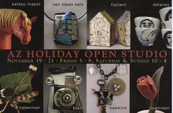 Nov 19-21 Open Studio Sale !