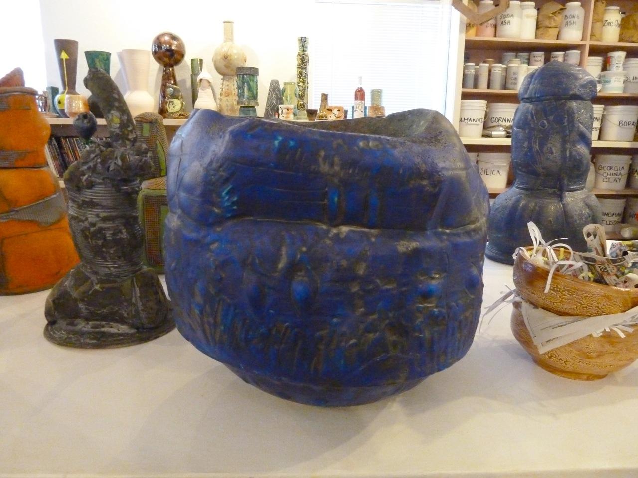 Michael Prepsky Exhibition for Adventurous Pottery Lovers !!!!
