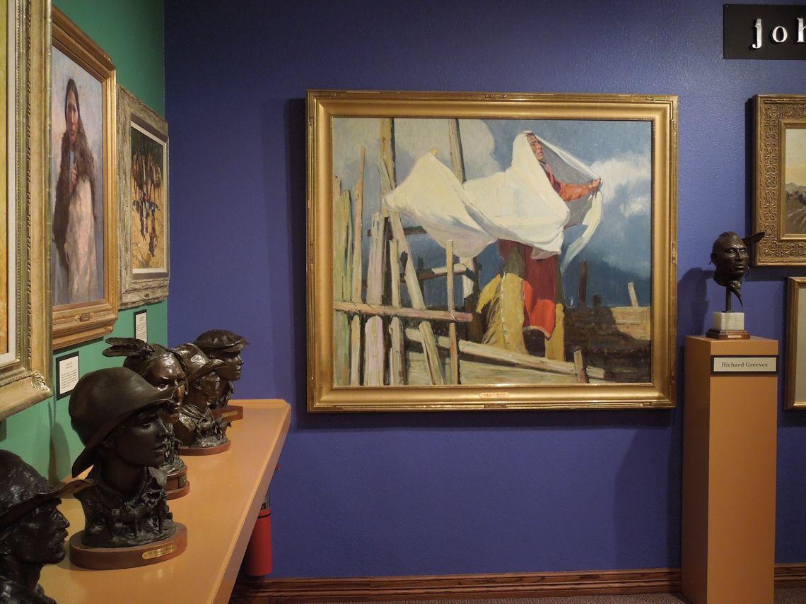 Chandler, AZ's Basha Museum