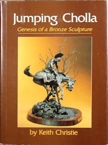 Christie Book Jumping Cholla 3 inch