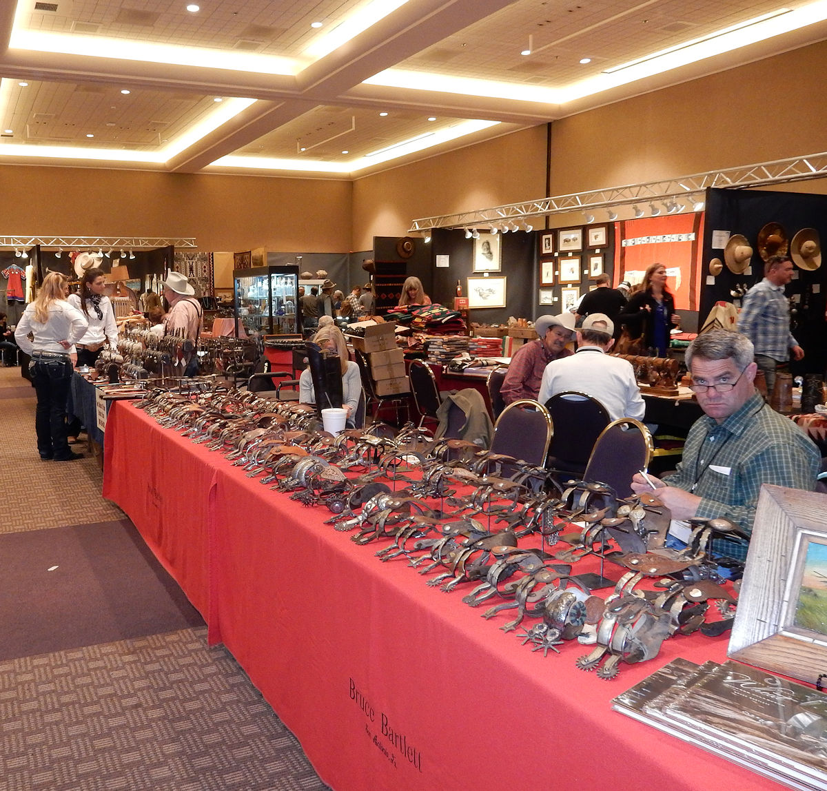 High Noon 2016 Mesa, AZ This Weekend !!! Cowboy & American Indian Collectibles