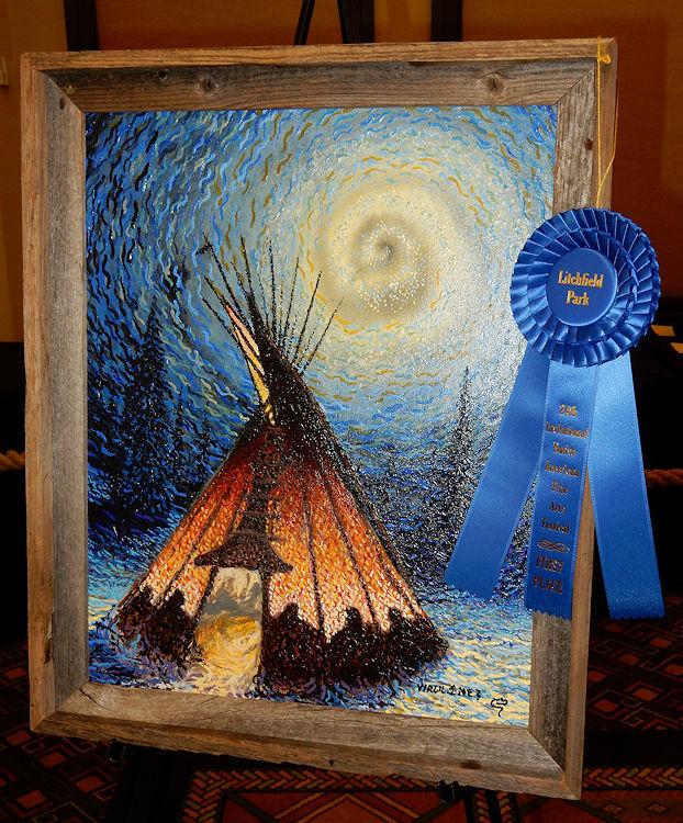 Litchfield Park Native American Fine Arts Festival Jan 9-10, 2016