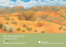Kay Walkingstick Retrospective at the Smithsonian's Museum of American Indian Washington, DC
